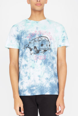 Mens Trippin' Out Tie-Dye T-Shirt