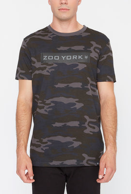 T-Shirt Camouflage Zoo York Homme