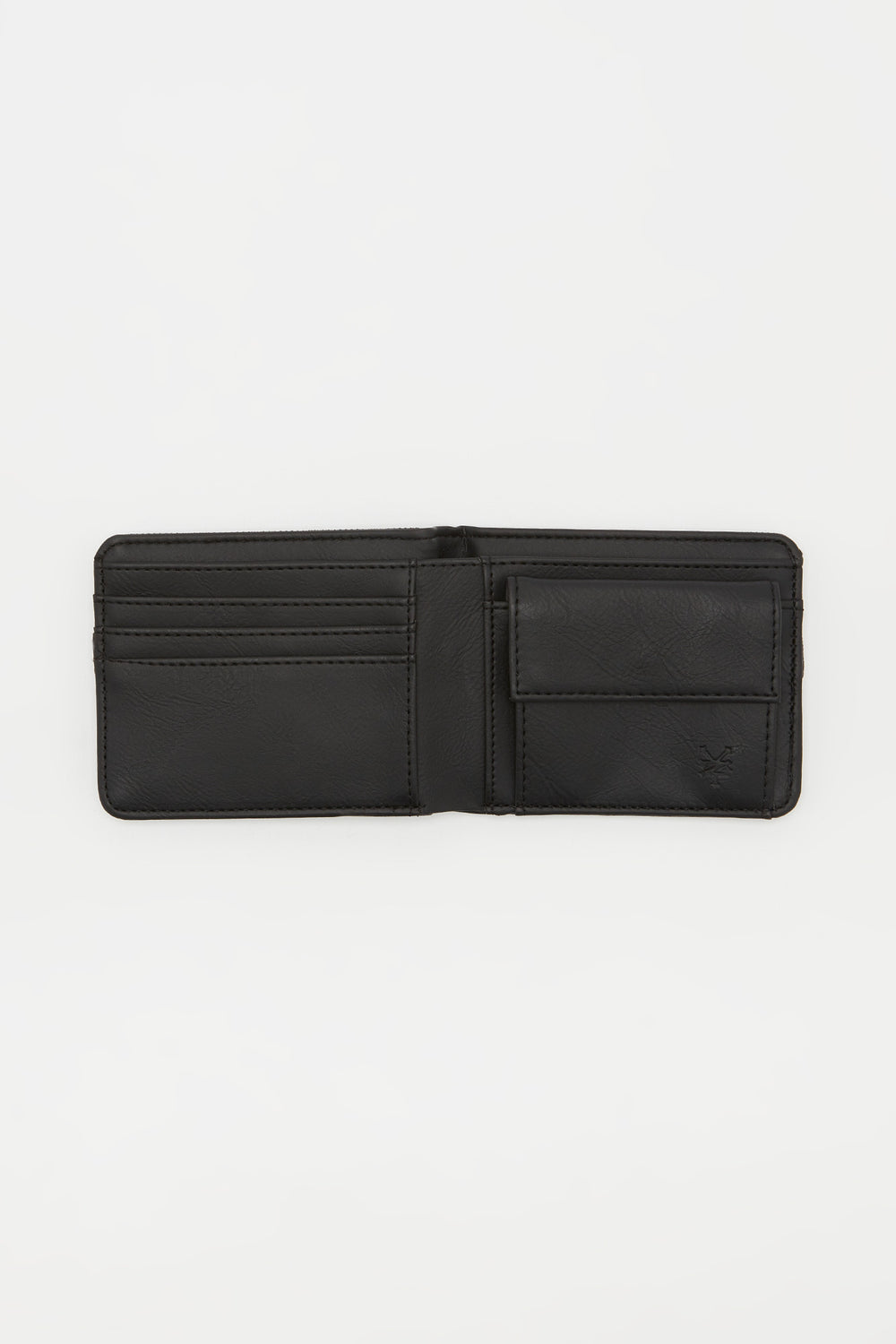 Zoo York Mens Colour Block Wallet Charcoal
