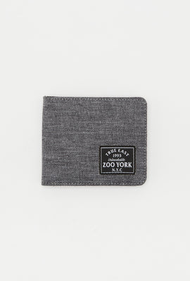 Zoo York Mens Canvas Wallet