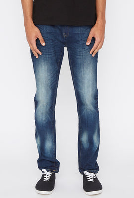 Jean Filiforme Extensible Zoo York Homme