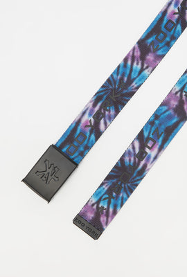 Zoo York Mens Tie Dye Belt