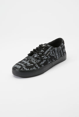 Zoo York Mens Graffiti Raymond Shoes