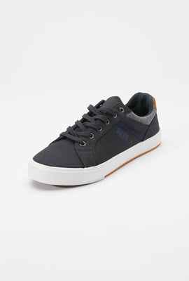 Zoo York Mens Navy Leon Shoes