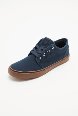 Zoo York Mens Lace-Up Canvas Shoes