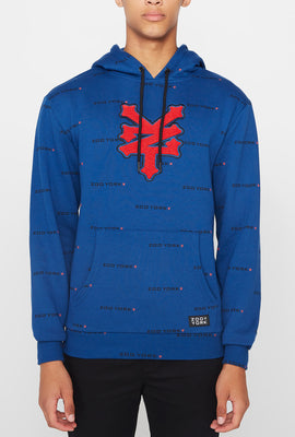 Zoo York Mens Patch Logo Hoodie