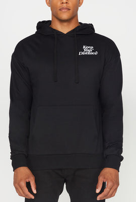 Young & Reckless Mens Keep Your Distance Hoodie