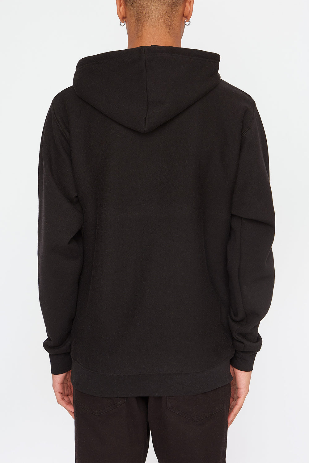 Mens Frosted Flakes Hoodie Black