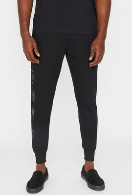 Young & Reckless Mens Logo Jogger