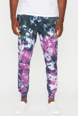 Zoo York Mens Tie-Dye Jogger