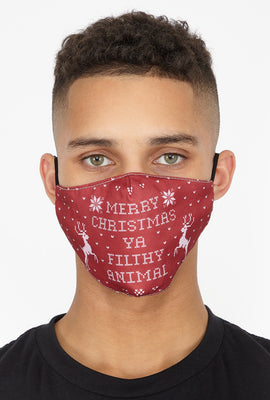 West49 Holiday Face Mask (2-pack)