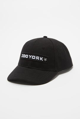 Zoo York Mens Patch Logo Hat