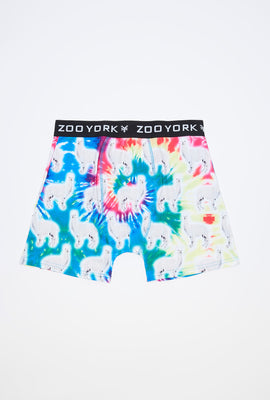 Zoo York Mens Llama Boxer Brief