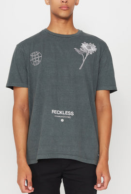 Young & Reckless Mens Vintage T-Shirt
