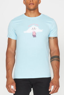 T-Shirt Homme West49 Head in the Clouds