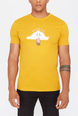 West49 Mens Head In the Clouds T-Shirt