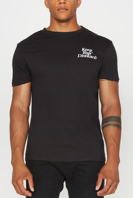 Young & Reckless Mens Keep Your Distance T-Shirt