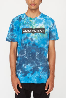 T-Shirt Tie-Dye Zoo York Homme