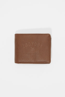 Zoo York Faux-Leather Wallet