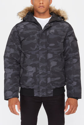 West49 Poly-Fill Bomber Jacket