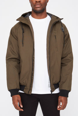West49 Mens Bomber Jacket