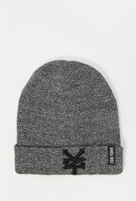 Tuque Logo Brodé Zoo York Homme