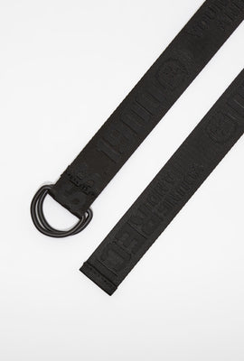 Ceinture Young & Reckless Homme