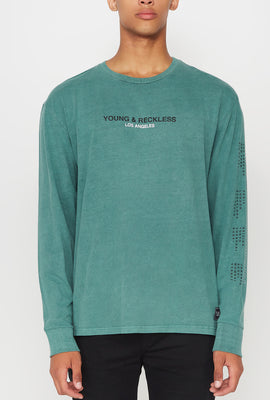 Young & Reckless Mens World Tour Long Sleeve