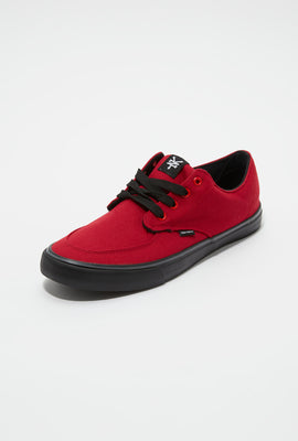Zoo York Mens Low Top Canvas Shoes
