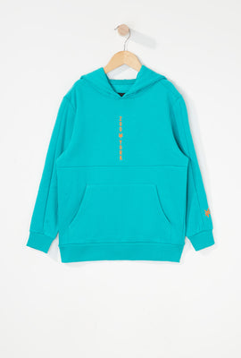 Zoo York Boys Embroidered Logo Hoodie