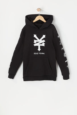 Zoo York Youth Multi Logo Hoodie