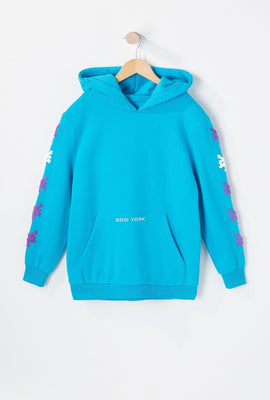 Zoo York Youth Chenille Logos Hoodie