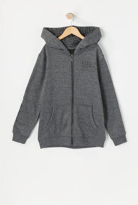 Zoo York Youth Zip-Up Hoodie