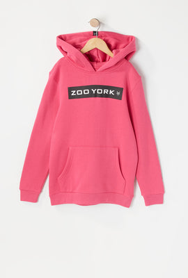 Zoo York Youth Box Logo Hoodie