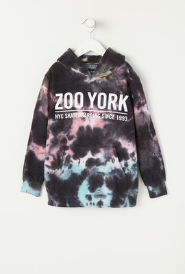 Haut À Capuchon NYC Tie-Dye Zoo York Junior