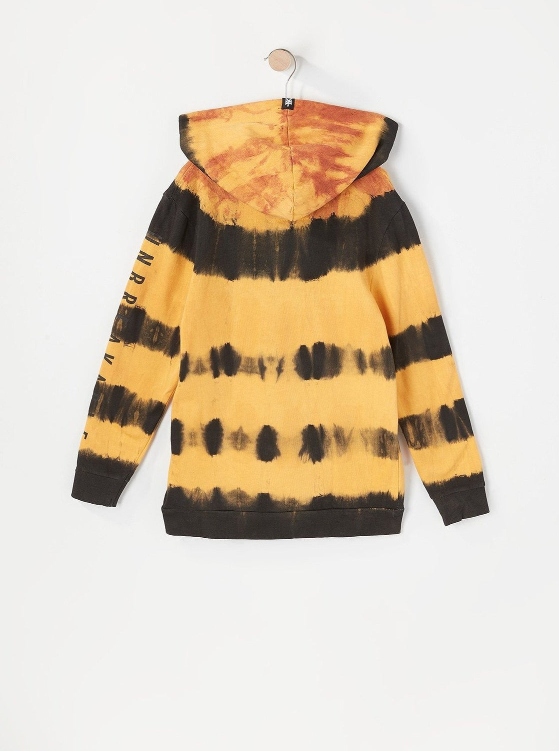 Zoo York Youth Tie-Dye Hoodie Gold