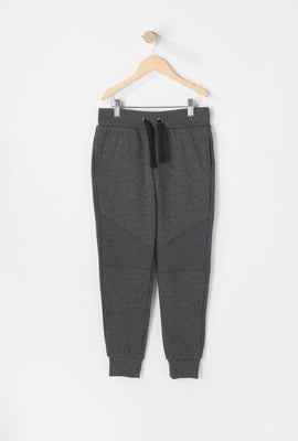 West49 Youth Solid Moto Jogger