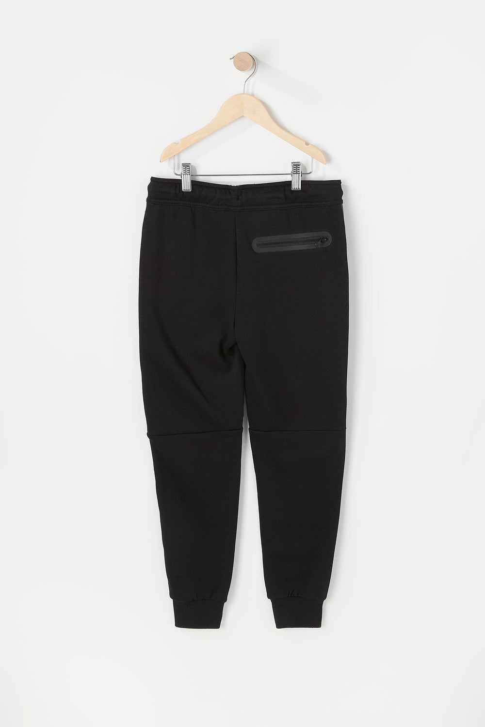 West49 Youth Spacedye Jogger Black