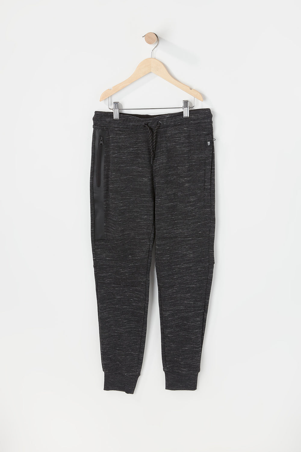 West49 Youth Spacedye Jogger Charcoal