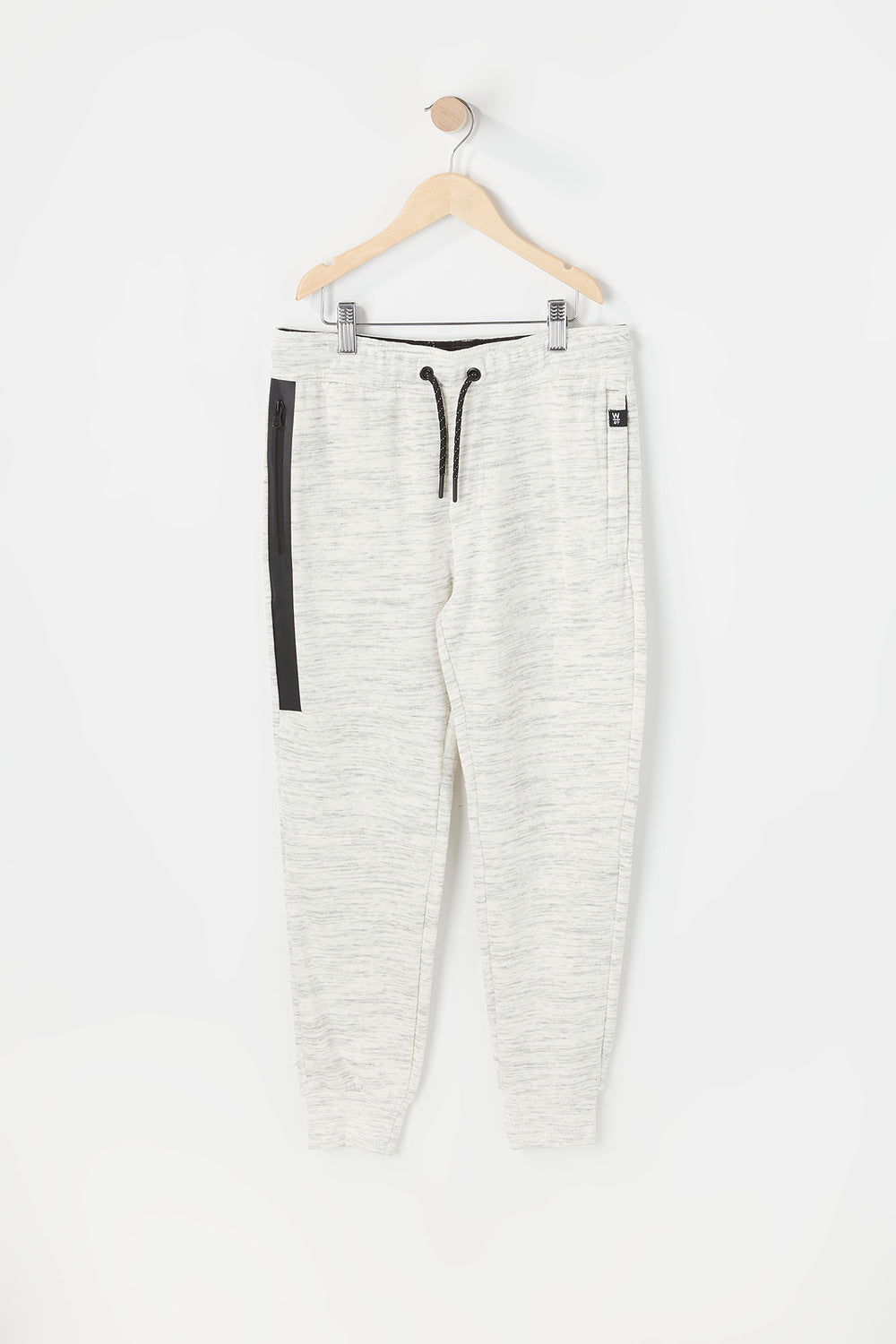 West49 Youth Spacedye Jogger Oatmeal