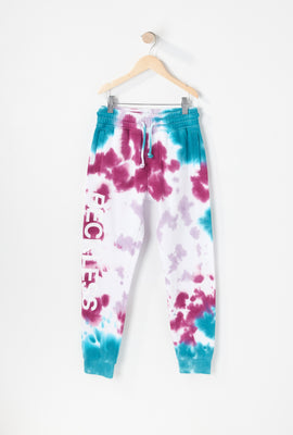 Jogger Tie Dye Young & Reckless Junior