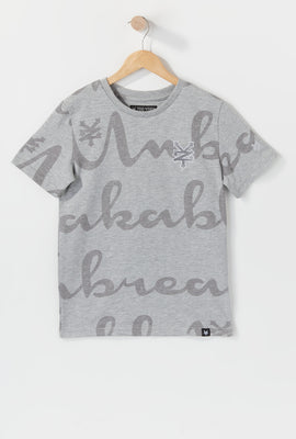 Zoo York Boys Tonal T-Shirt