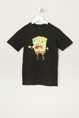 Youth SpongeBob T-Shirt