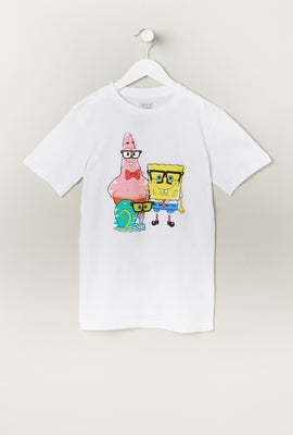 T-Shirt Junior Bob L'éponge