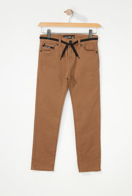 Zoo York Boys Stretch Skinny Jeans