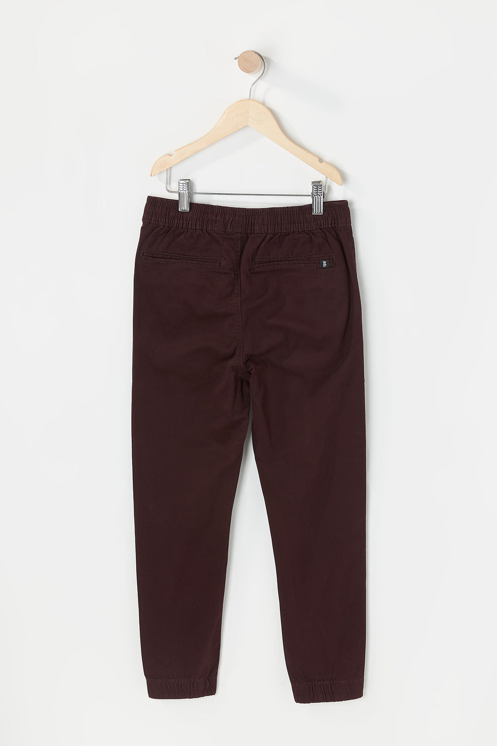 West49 Youth Jogger Burgundy