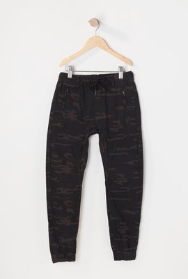 Jogger Camouflage Zoo York Junior