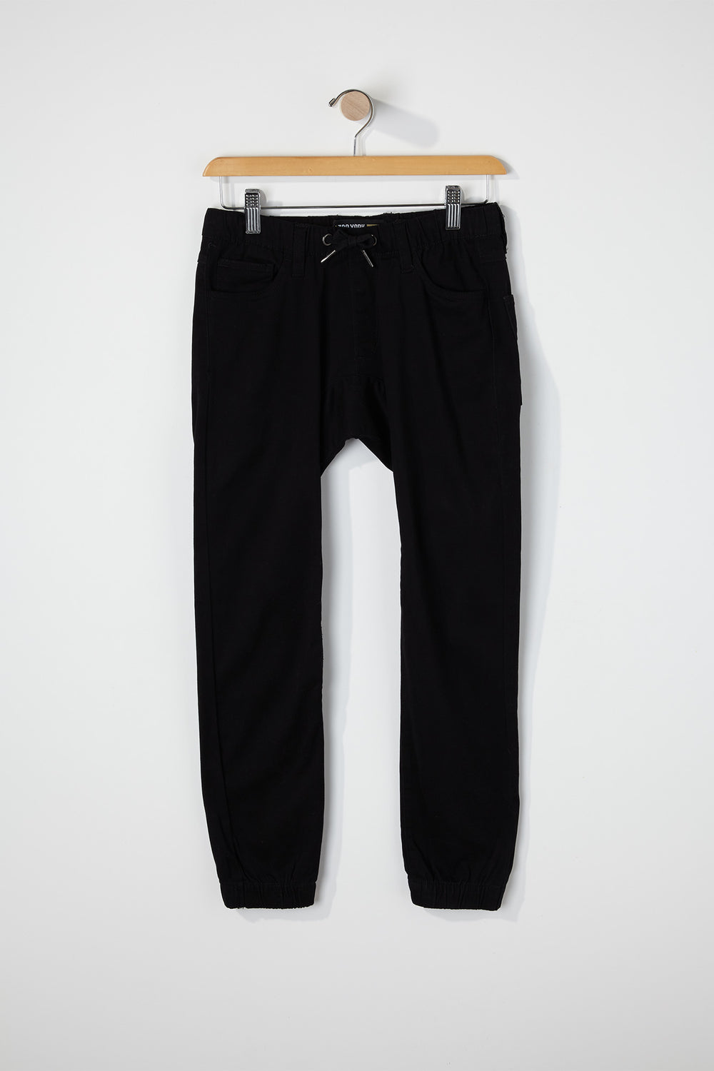 Zoo York Boys 5-Pocket Jogger Black
