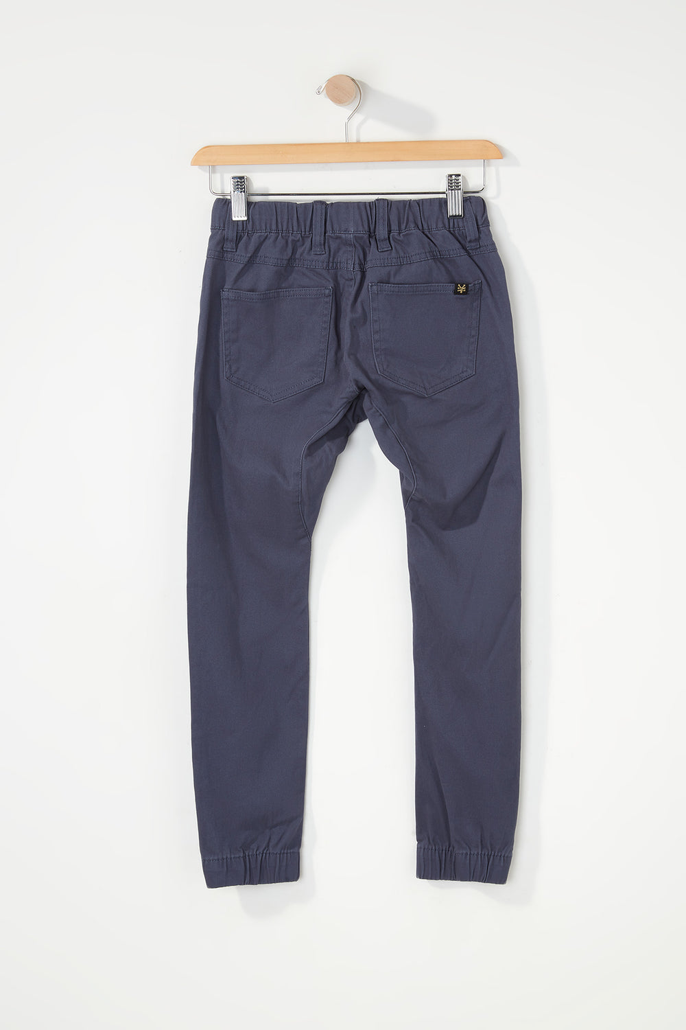 Zoo York Boys 5-Pocket Jogger Silver