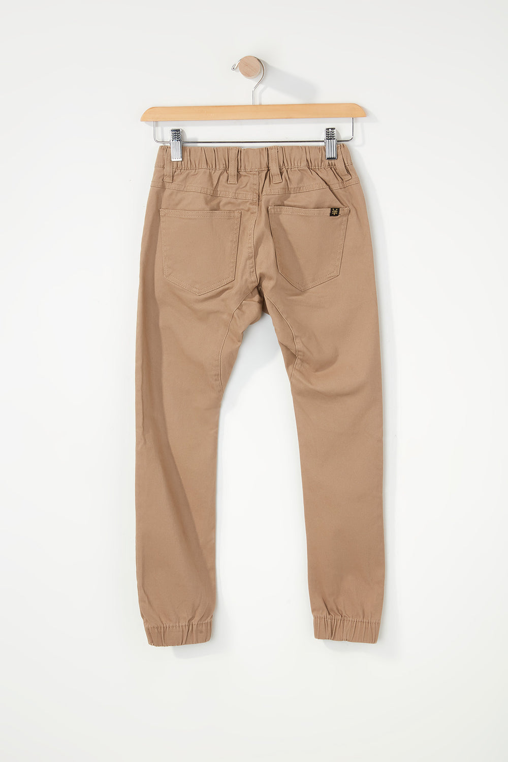 Zoo York Boys 5-Pocket Jogger Sand